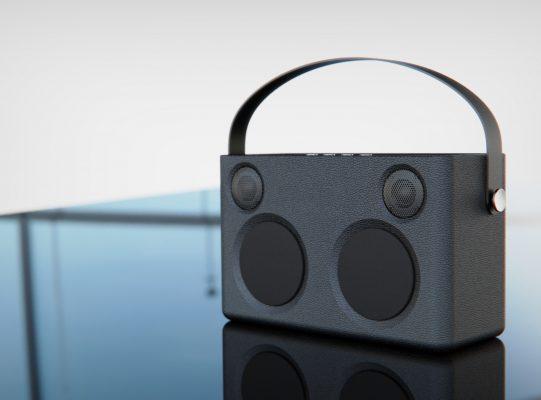 新品预告:C3 便携式音箱即将推出
